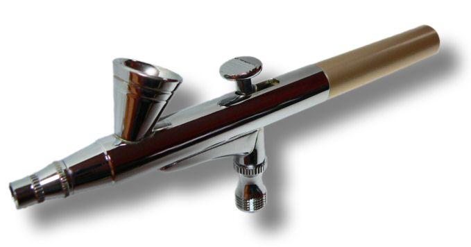 profi airbrush pistole set airbrushpistole double action 135b lackierbedarf online kaufen bei. Black Bedroom Furniture Sets. Home Design Ideas